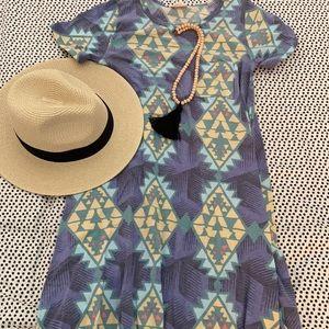 💖sale💖LuLaRoe || Southwest Carly Dress